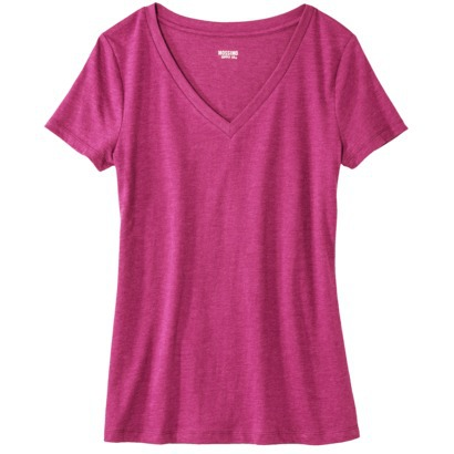 Photo credit: Target.com Please note: I wear a variation of this shirt almost every damn day