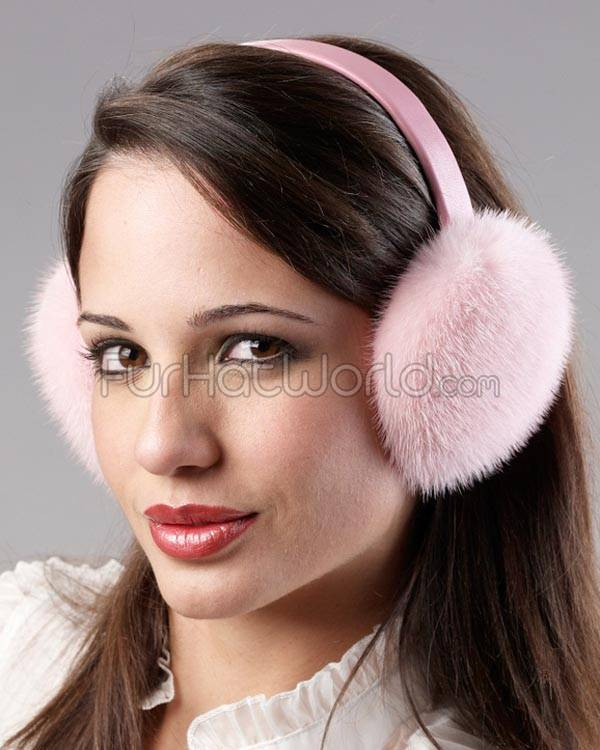 Photo credit: www.furhatworld.com Look how hot this girl looks (and clearly feels) in her earmuffs!